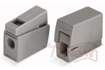 Клеммы для осветительного оборудования Wago 224–111