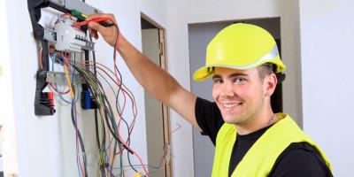 Электромонтаж в жилых помещениях (дом, квартира)